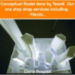Conceptual Model done by TeamE Our one stop shop services including: • Archi...