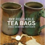 If your mother enjoyed a good cup of tea, she would make this reusable ...