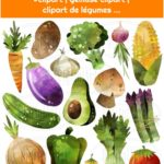 Vegetables clipart #vegetables #clipart | gemüse clipart | clipart de légumes ...