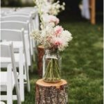 Over 50 ways to integrate mason jars into your wedding #einmac ...