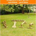 18 great ideas to create a playground in your garden #yardideas - yard ideas