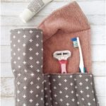 Travel in style with a DIY toiletry bag! - Diyprojectgardens.club