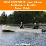 POINT COMFORT 18 | Hylan & Brown – Boatbuilders – Brooklin, Maine – Buildi...