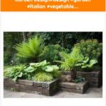 Italian Vegetable Garden Design Garden Design#design #garden #italian #vegetable...