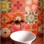 #spanish style bathrooms Modern SPANISH STYLE - Spanish Style Old Tile - SPANISH...