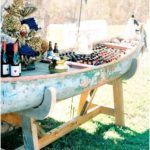 25 creative ideas for an outdoor wedding beverage station and bar - ...