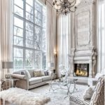 10 extraordinary living ideas with a fireplace