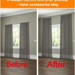 27+ simple DIY remodeling ideas on a budget (before and after photos) - home accessories blog