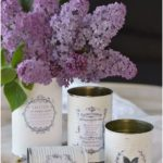 DIY vintage French recycled tin cans & unused printable - from Dreams Factor ...